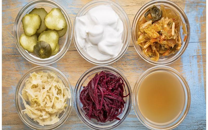 Φτιάχνω τροφές με προβιοτικά